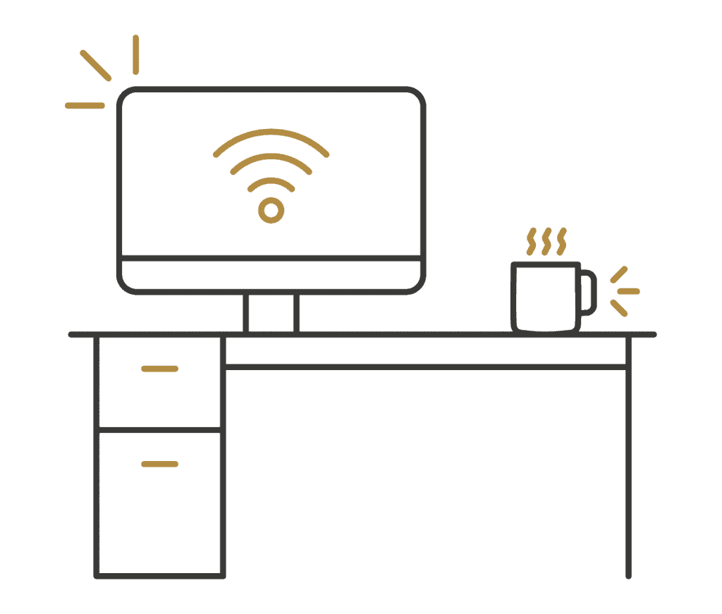 Private Office Amenities Icon
